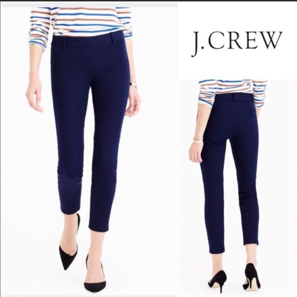 f3d75c6fda J. Crew Denim - J Crew City Fit Skinny Zipper Ankle Jeans